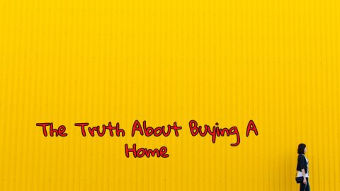 Home Buying Myths Explained